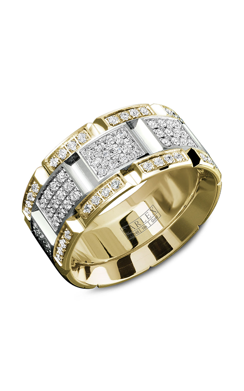 Carlex G1 Wedding band WB-9228WY product image