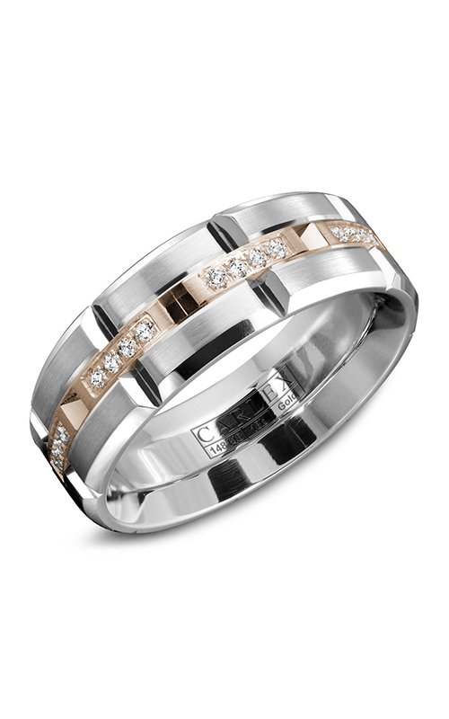 Carlex G1 Men's Wedding Band WB-9320RW product image