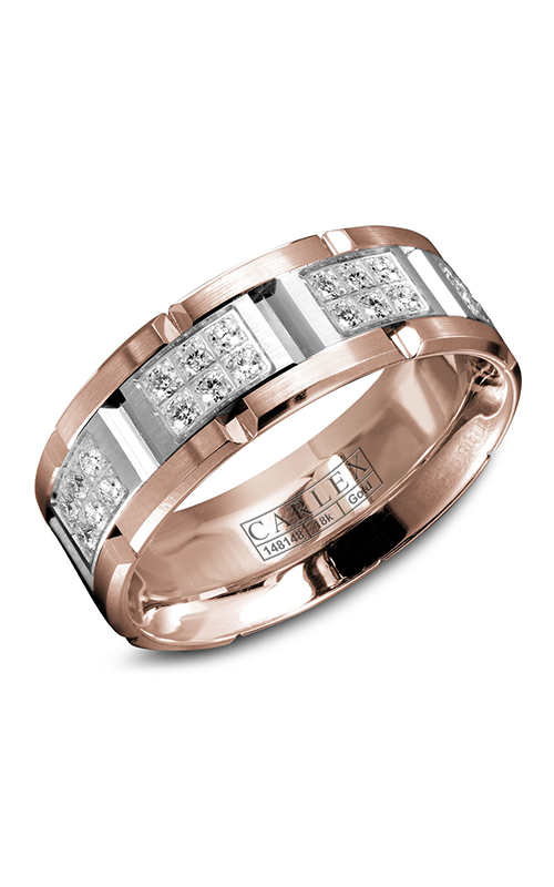 Carlex G1 Men's Wedding Band WB-9331WR product image