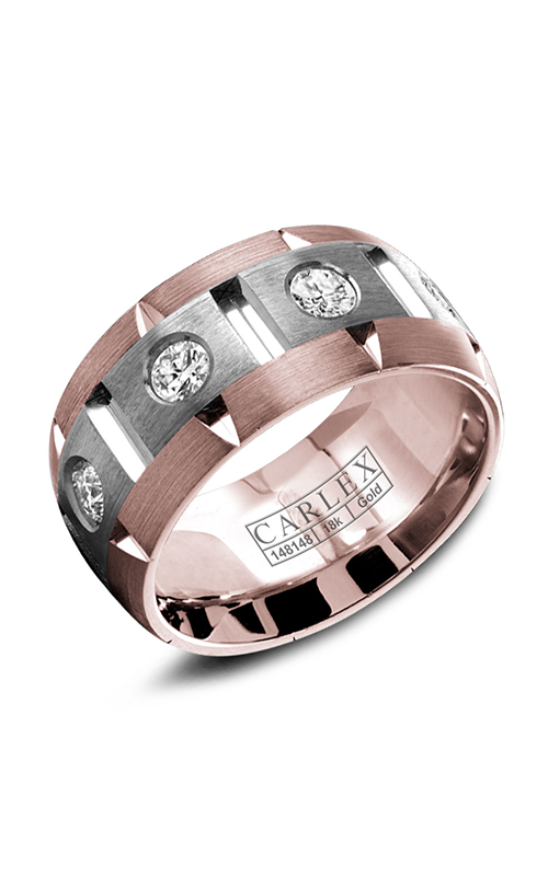 Carlex G1 Wedding band WB-9464WR-S6 product image