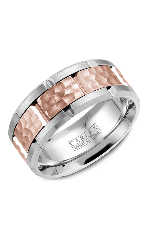 Carlex G1 Men's Wedding Band WB-9481RW product image