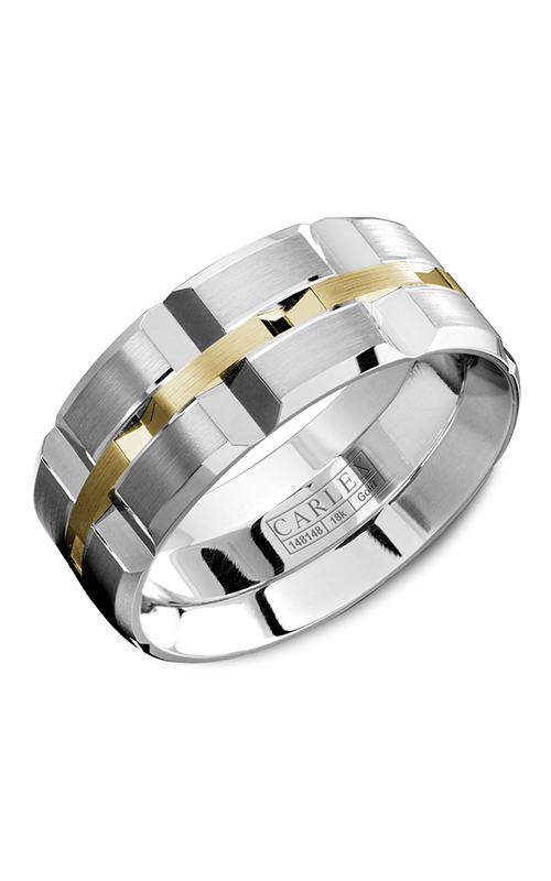 Carlex G1 Men's Wedding Band WB-9567 product image