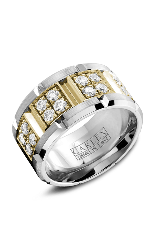 Carlex Wedding band G1 WB-9591YW product image