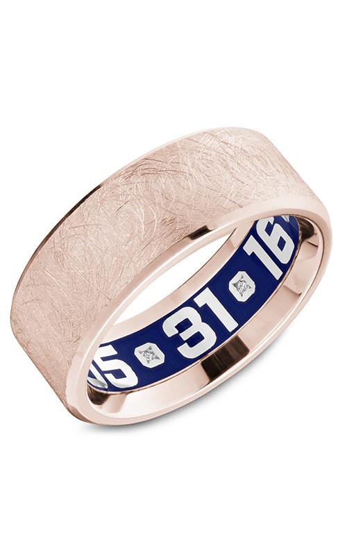 Carlex G4 Men's Wedding Band CX4-0002R product image