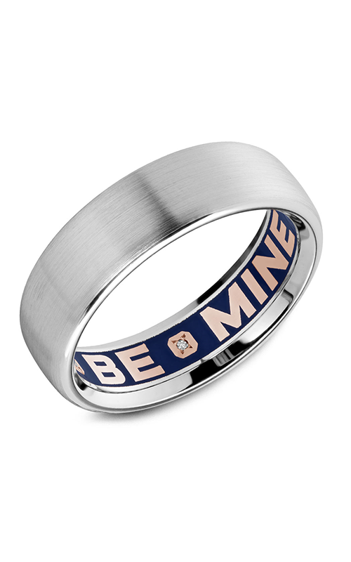 Carlex G4 Men's Wedding Band CX4-0011W product image