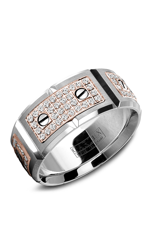 Carlex G2 Men's Wedding Band WB-9792RW product image