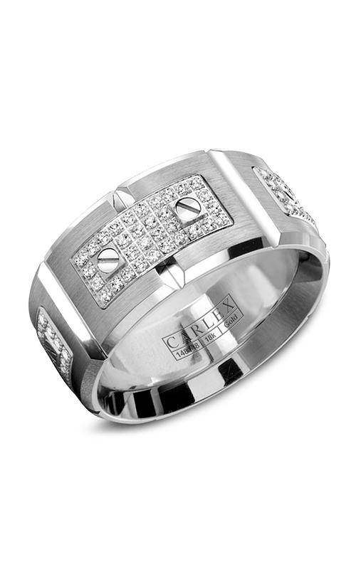 Carlex G2 Wedding band WB-9796WW product image