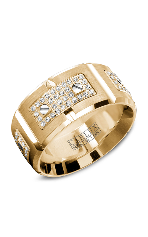 Carlex Wedding band G2 WB-9796YY product image