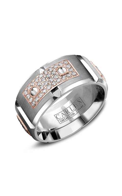 Carlex G2 Wedding band WB-9799RW-S6 product image