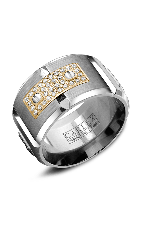 Carlex G2 Women's Wedding Band WB-9800YW product image