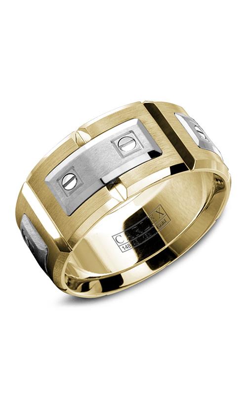 Carlex Wedding band G2 WB-9850WY product image