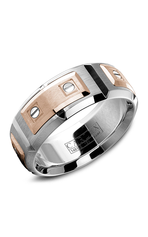 Carlex G2 Men's Wedding Band WB-9852RW product image