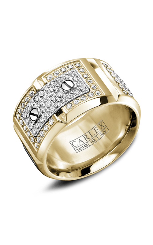 Carlex Wedding band G2 WB-9895WY product image