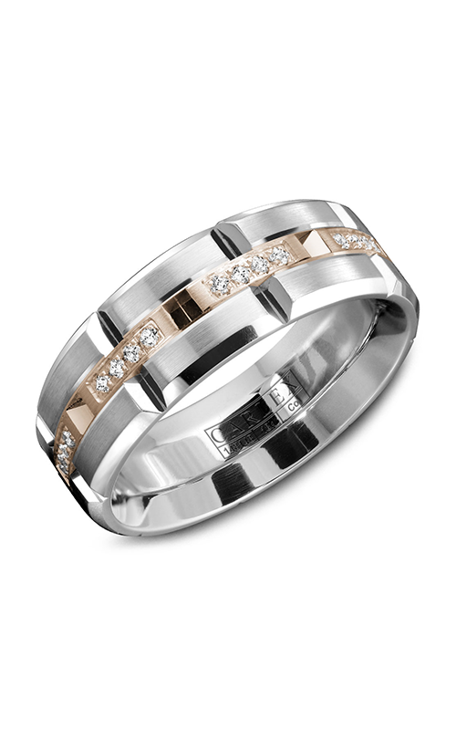 Carlex Sport Men's Wedding Band WB-9320RC product image