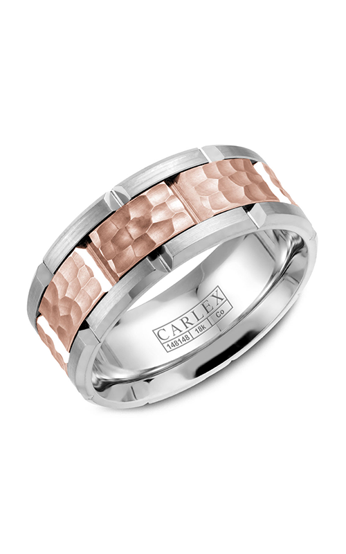 Carlex Wedding band Sport WB-9481RC product image