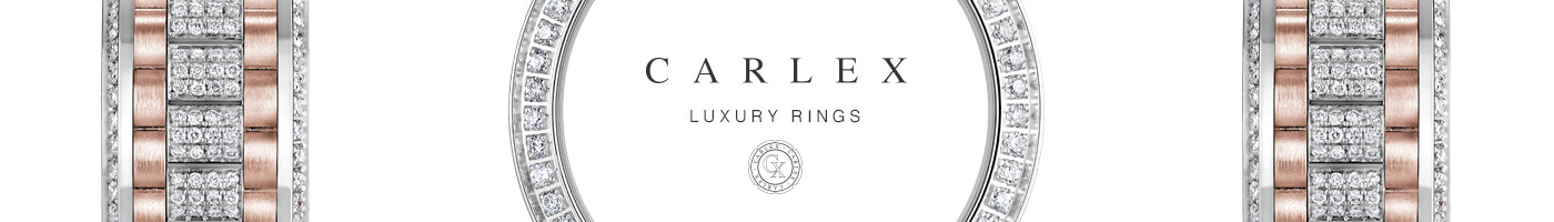 Carlex G3 Women's Wedding Bands