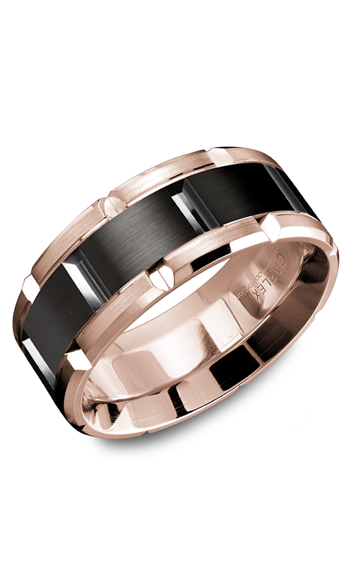 Carlex Sport Men's Wedding Band WB-9123BR product image