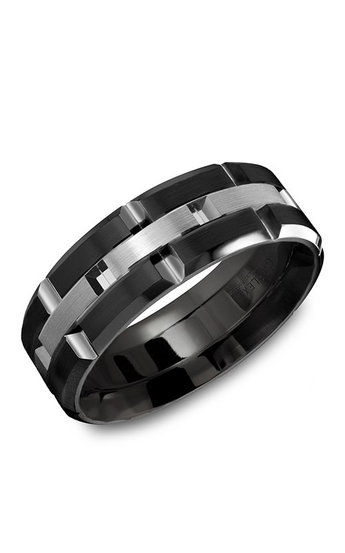 Carlex Sport Men's Wedding Band WB-9146WB product image