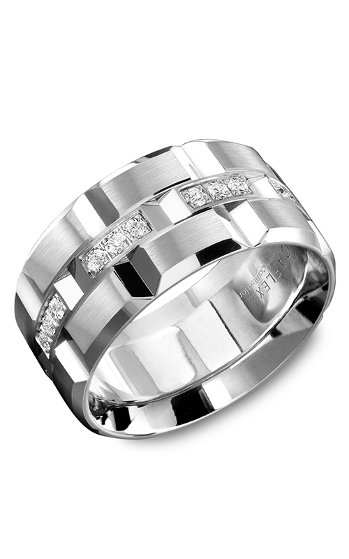 Carlex G1 Men's Wedding Band WB-9166 product image