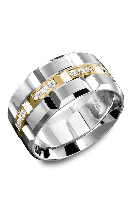 Carlex G1 Men's Wedding Band WB-9166YW product image