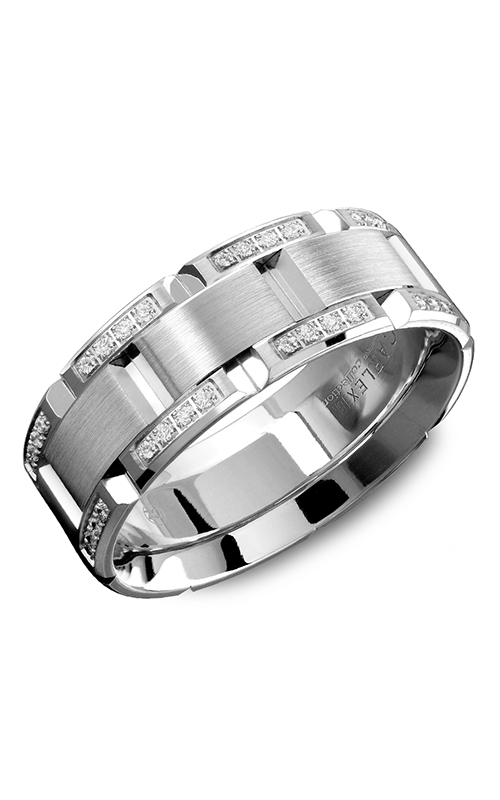 Carlex G1 Men's Wedding Band WB-9317 product image