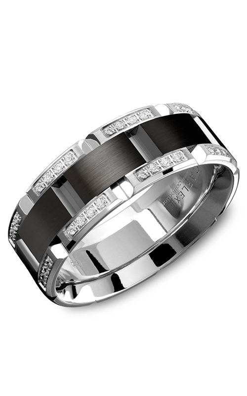 Carlex Sport Men's Wedding Band WB-9317BW product image