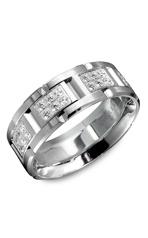 Carlex G1 Men's Wedding Band WB-9331 product image