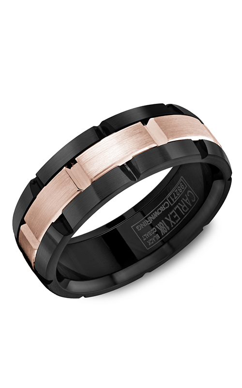 Carlex Sport Men's Wedding Band WB-9472RB product image