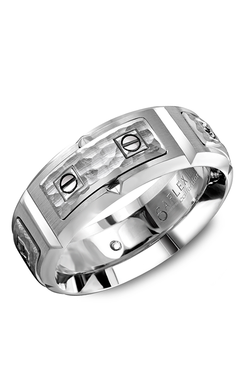 Carlex G2 Men's Wedding Band WB-9478WW product image