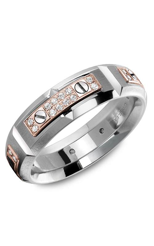 Carlex G2 Men's Wedding Band WB-9587RW product image
