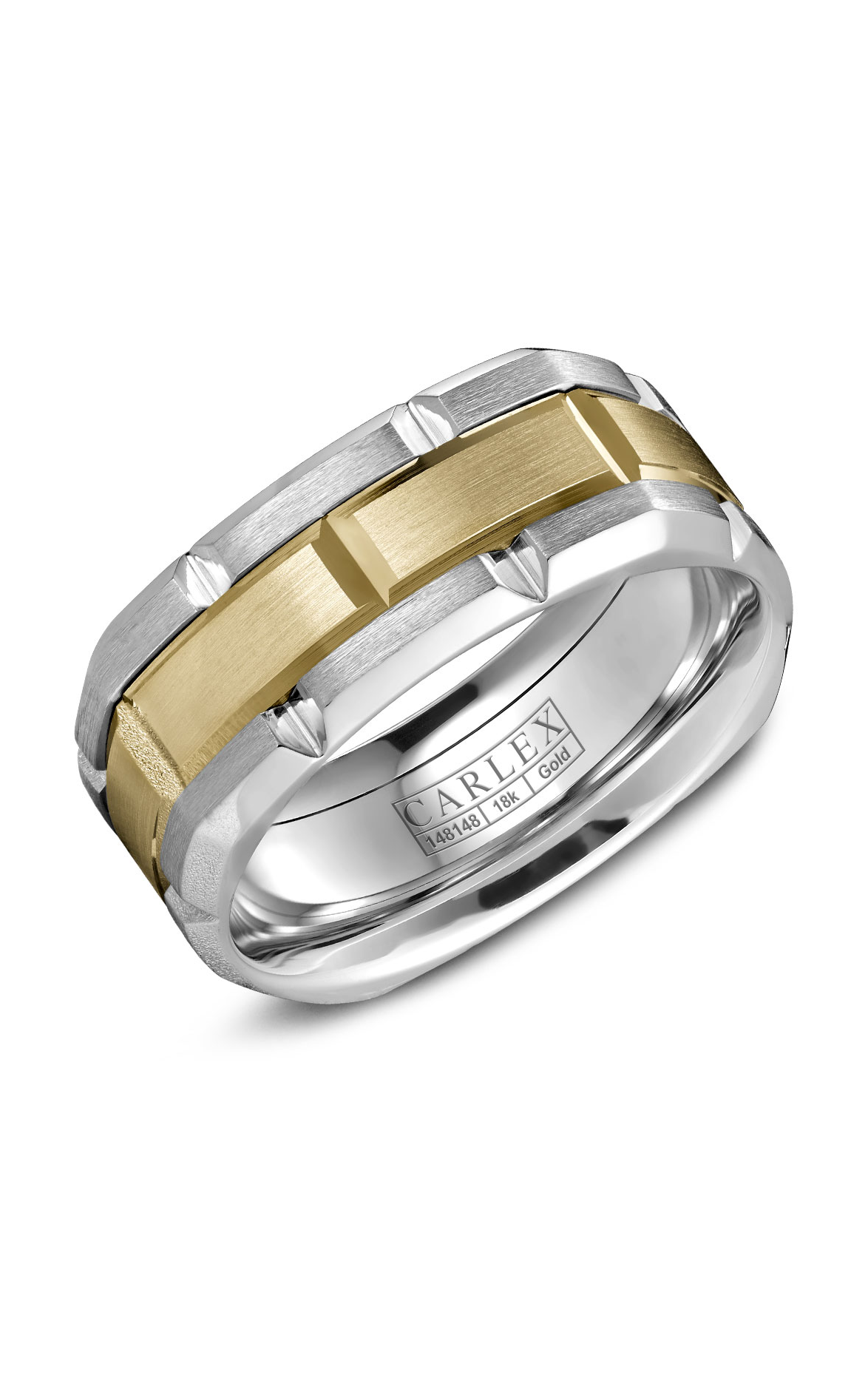 Carlex Sport Men's Wedding Band CX-0001YC product image