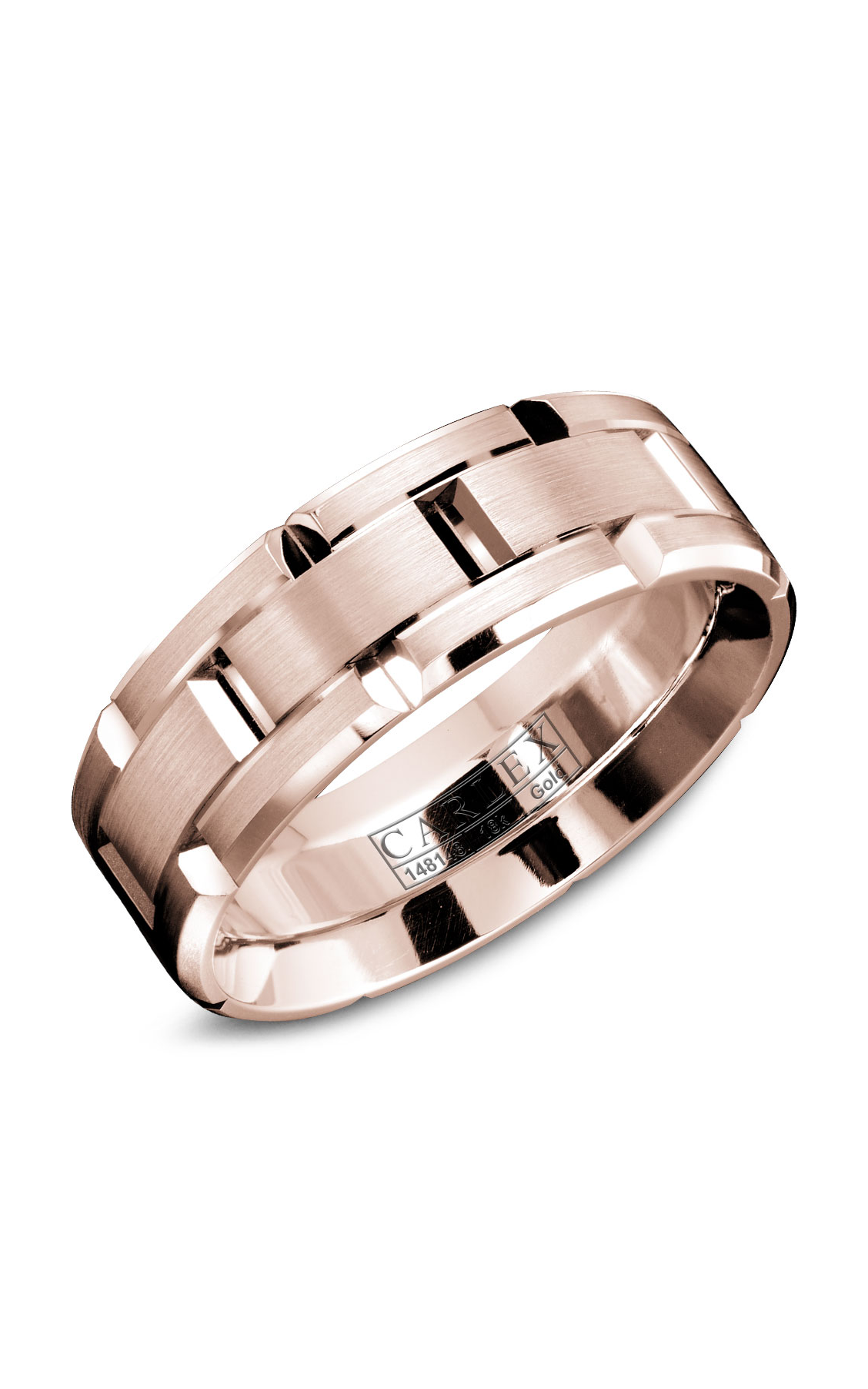Carlex Sport Men's Wedding Band WB-9316R product image