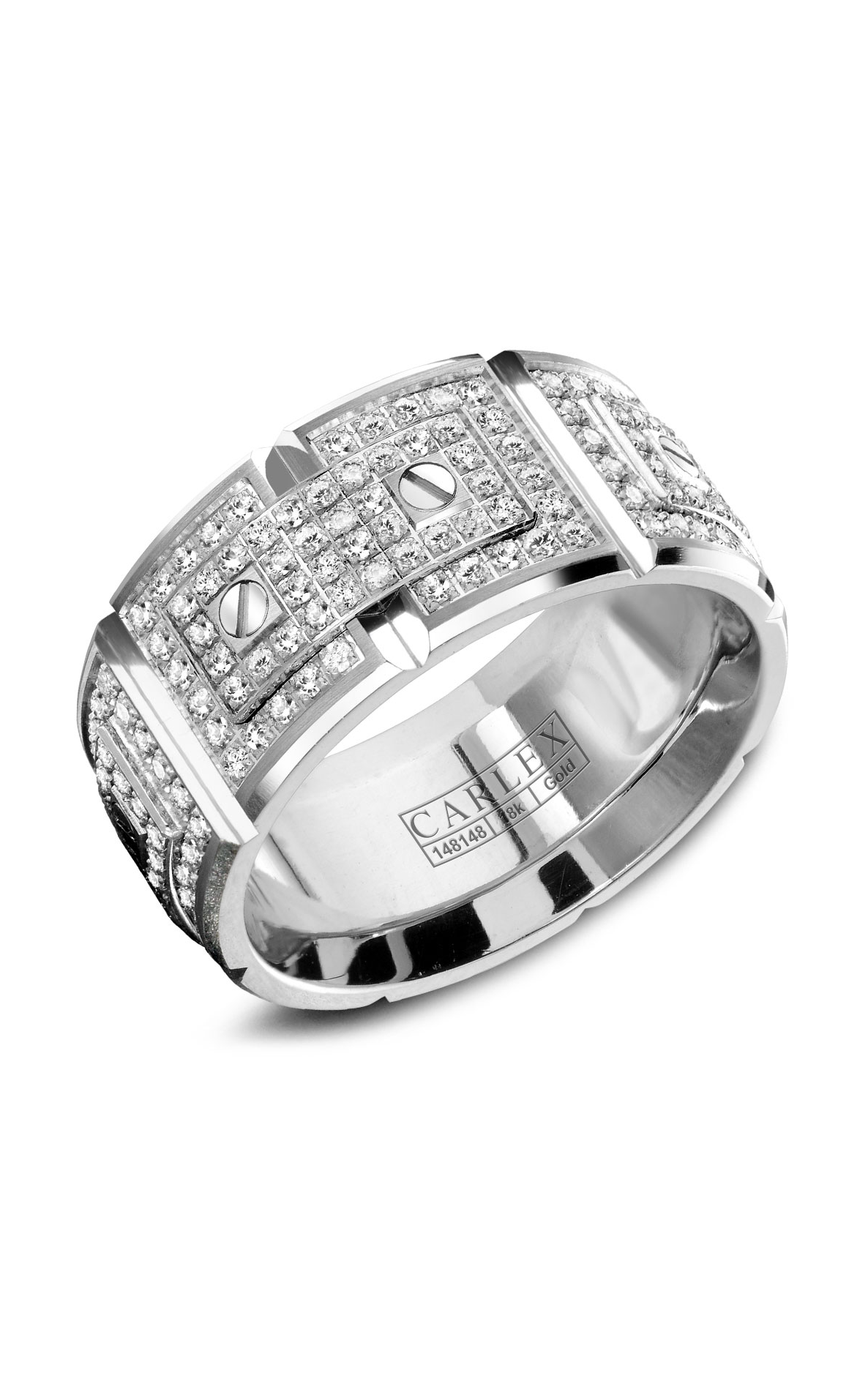 Carlex G2 Men's Wedding Band WB-9797WW product image