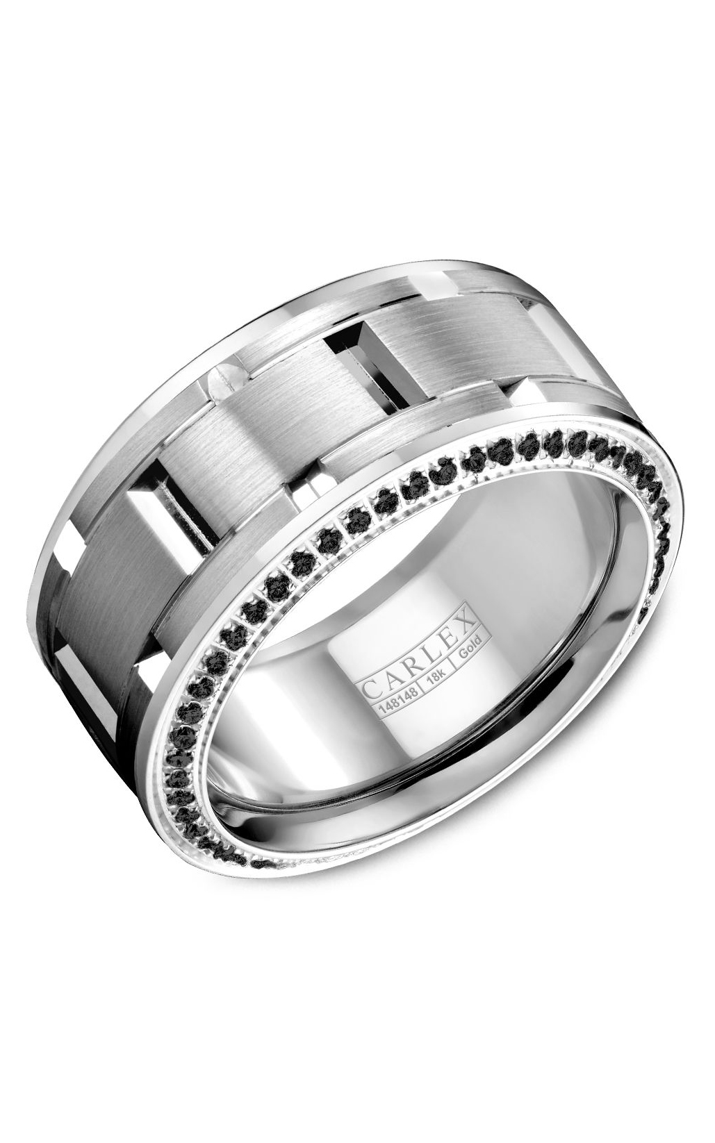 Carlex G1 Men's Wedding Band CX1-0005WWBD product image