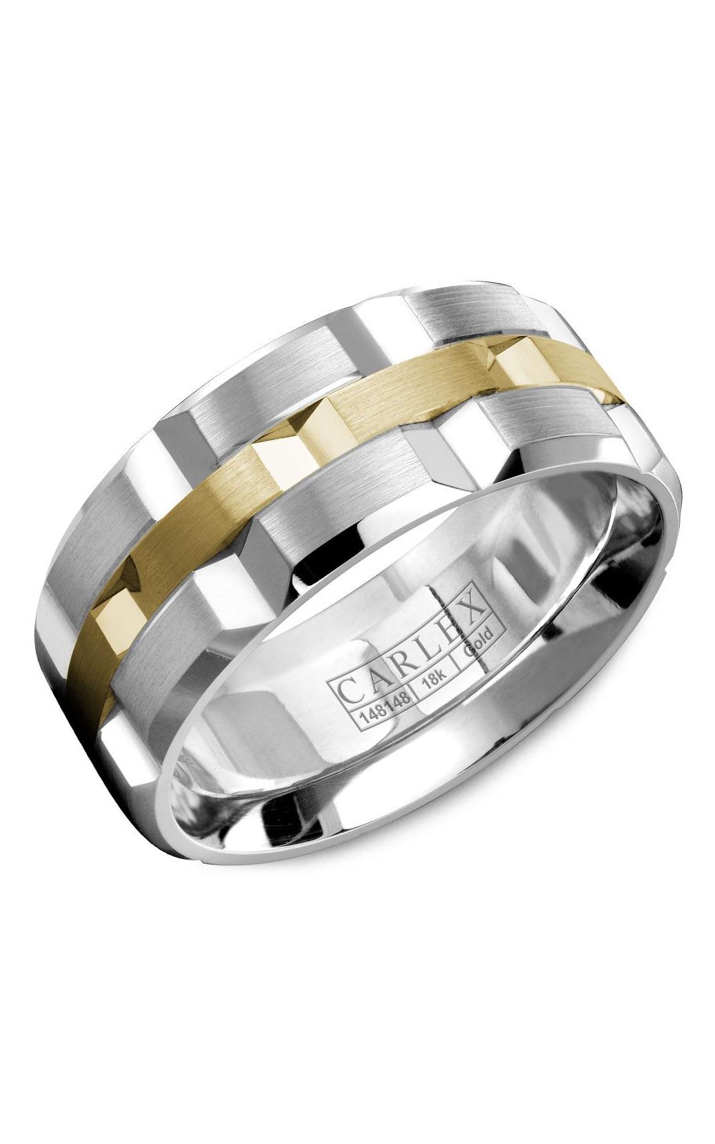 Carlex G1 Men's Wedding Band WB-9288 product image