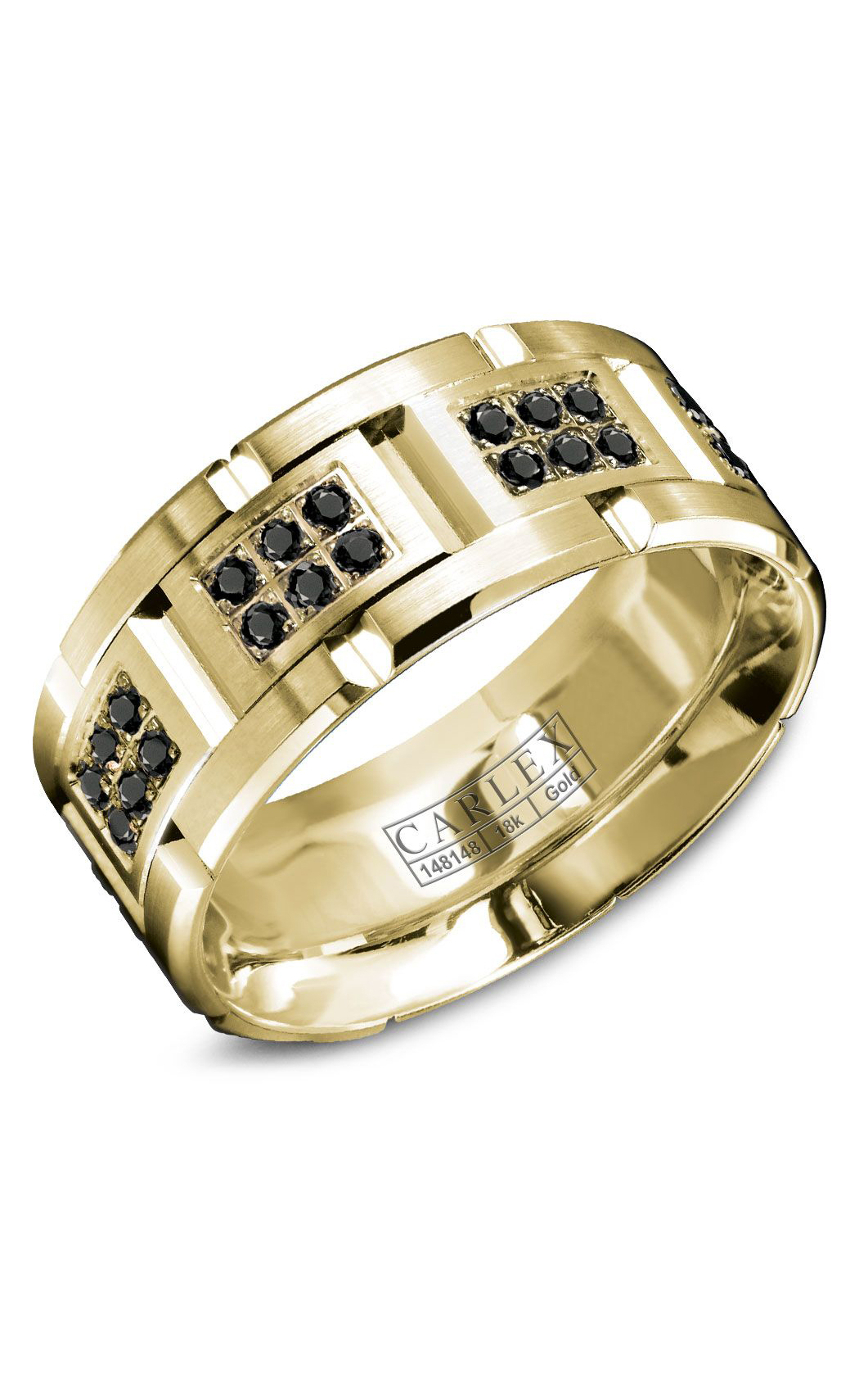 Carlex G1 Men's Wedding Band WB-9461 product image