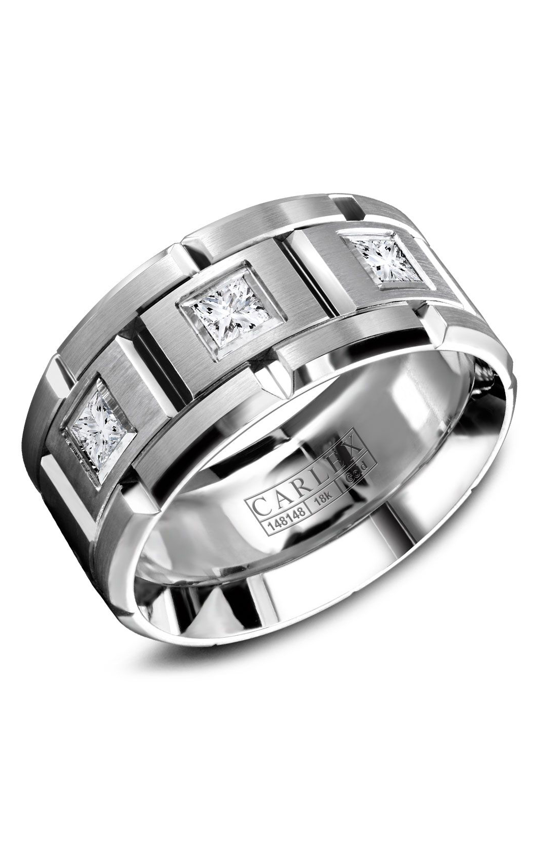 Carlex G1 Men's Wedding Band WB-9474 product image