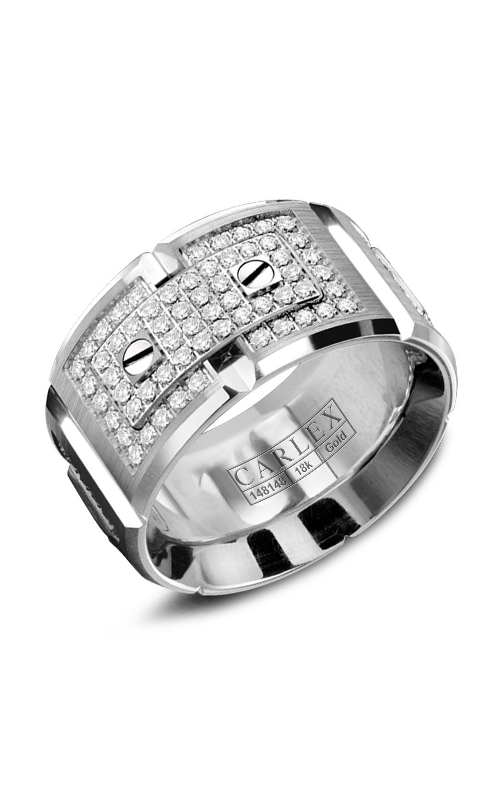 Carlex G2 Men's Wedding Band WB-9896WW product image