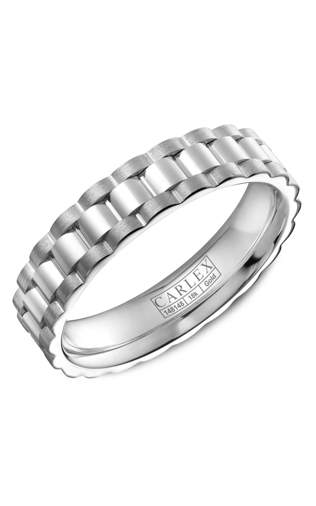 Carlex G3 Men's Wedding Band CX3-0002WW product image