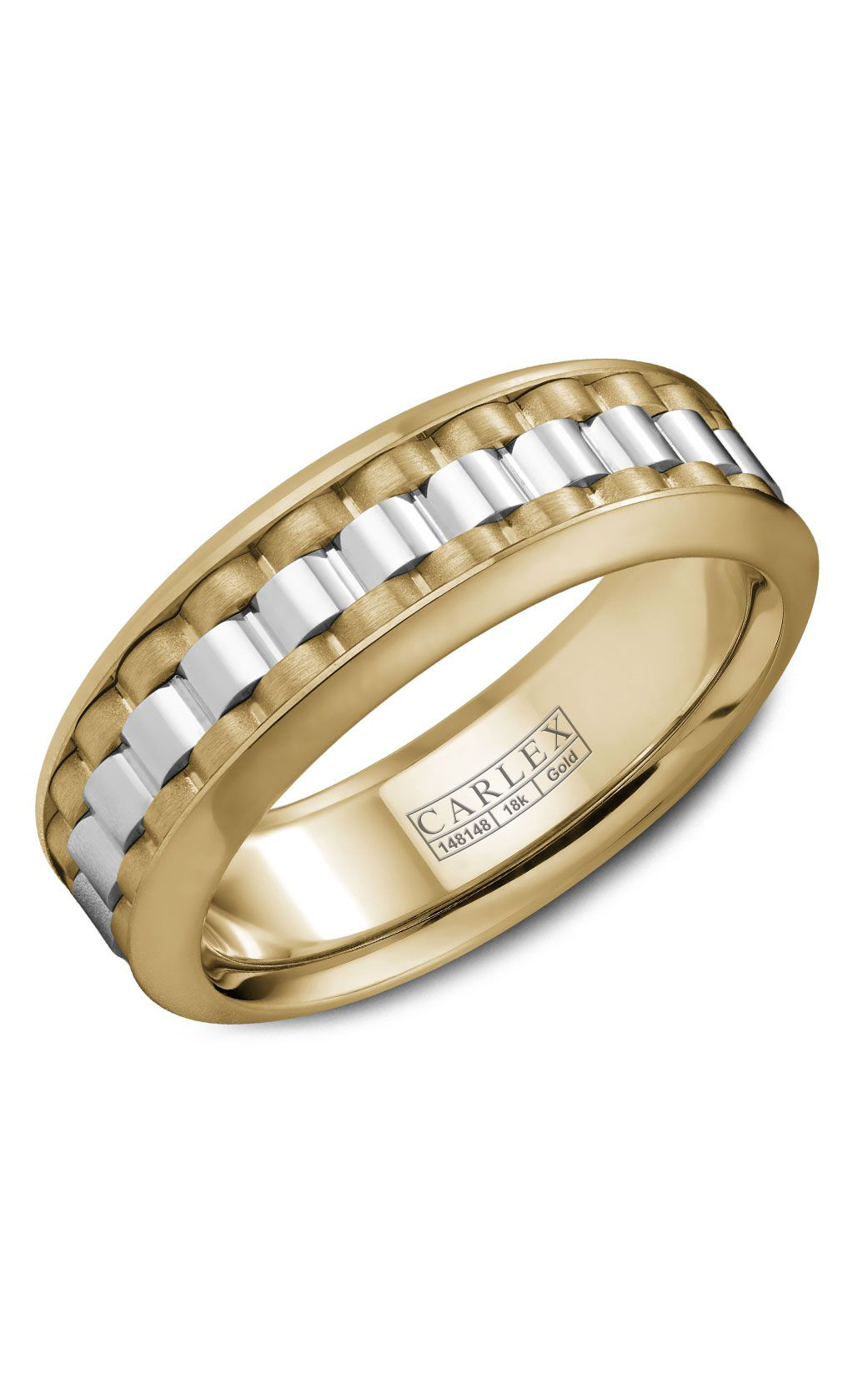 Carlex G3 Men's Wedding Band CX3-0020WYY product image