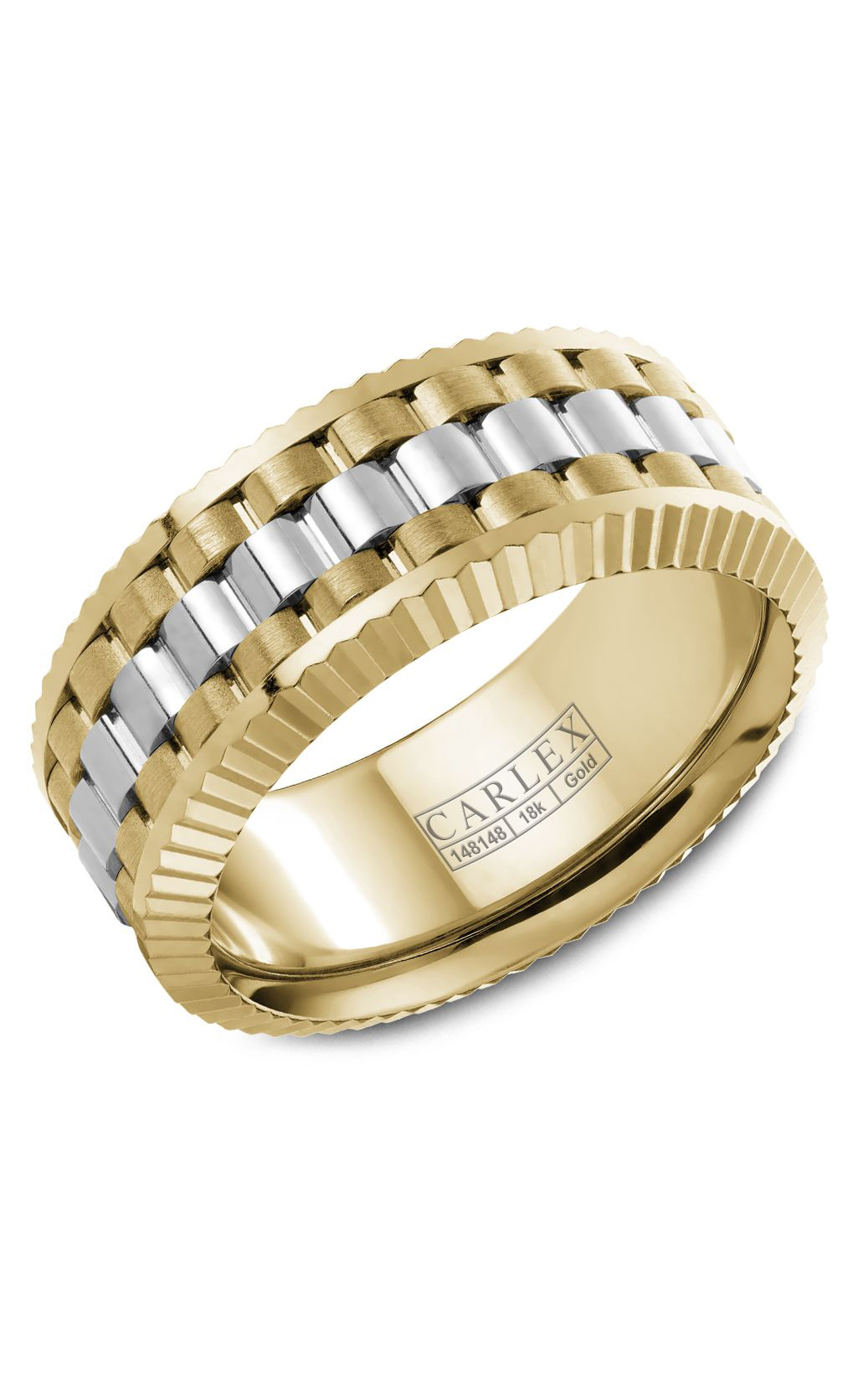 Carlex G3 Men's Wedding Band CX3-0007WYY product image