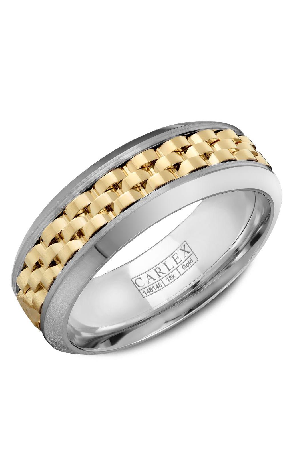Carlex G3 Men's Wedding Band CX3-0021YYW product image