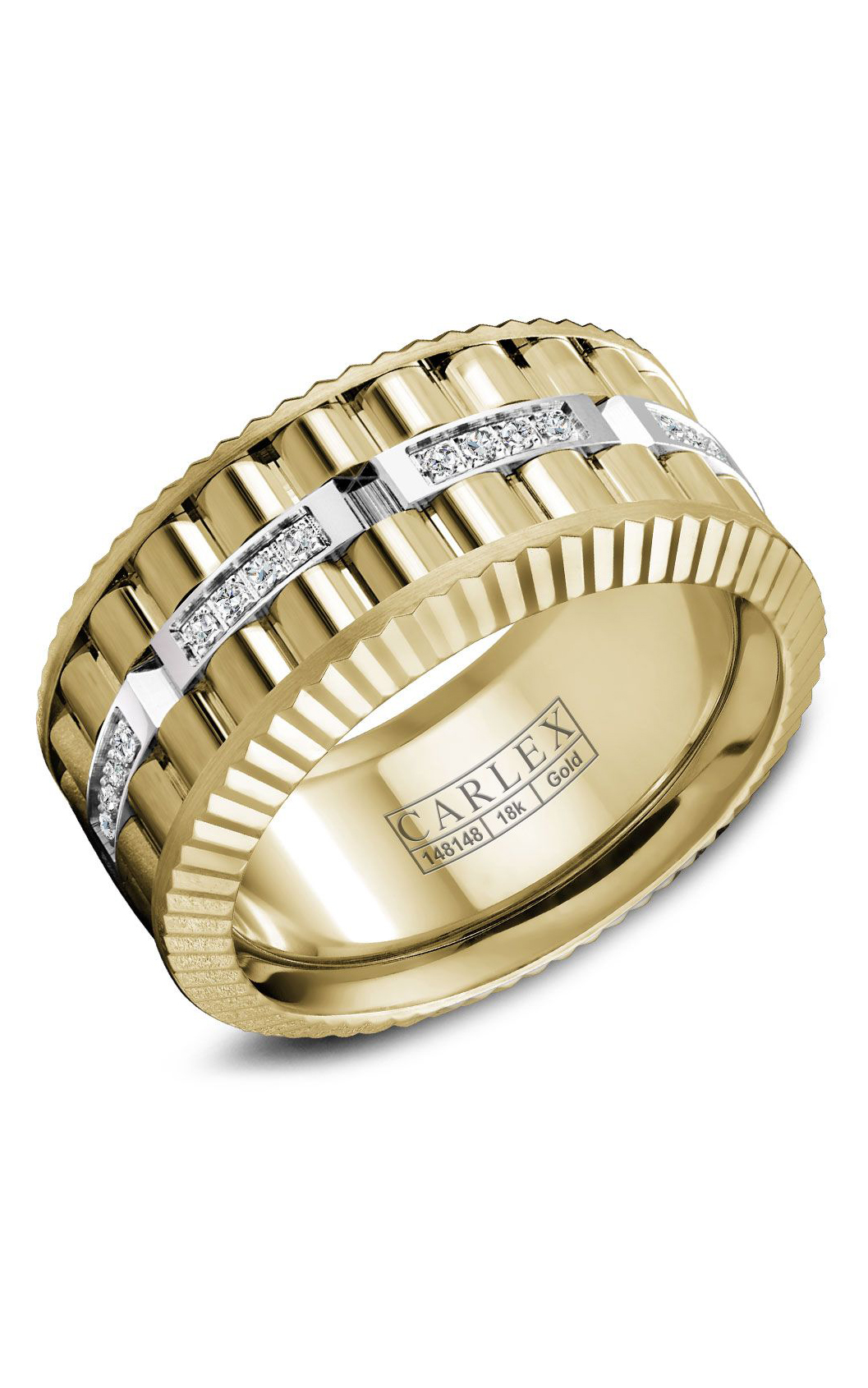 Carlex G3 Men's Wedding Band CX3-0030WYY product image