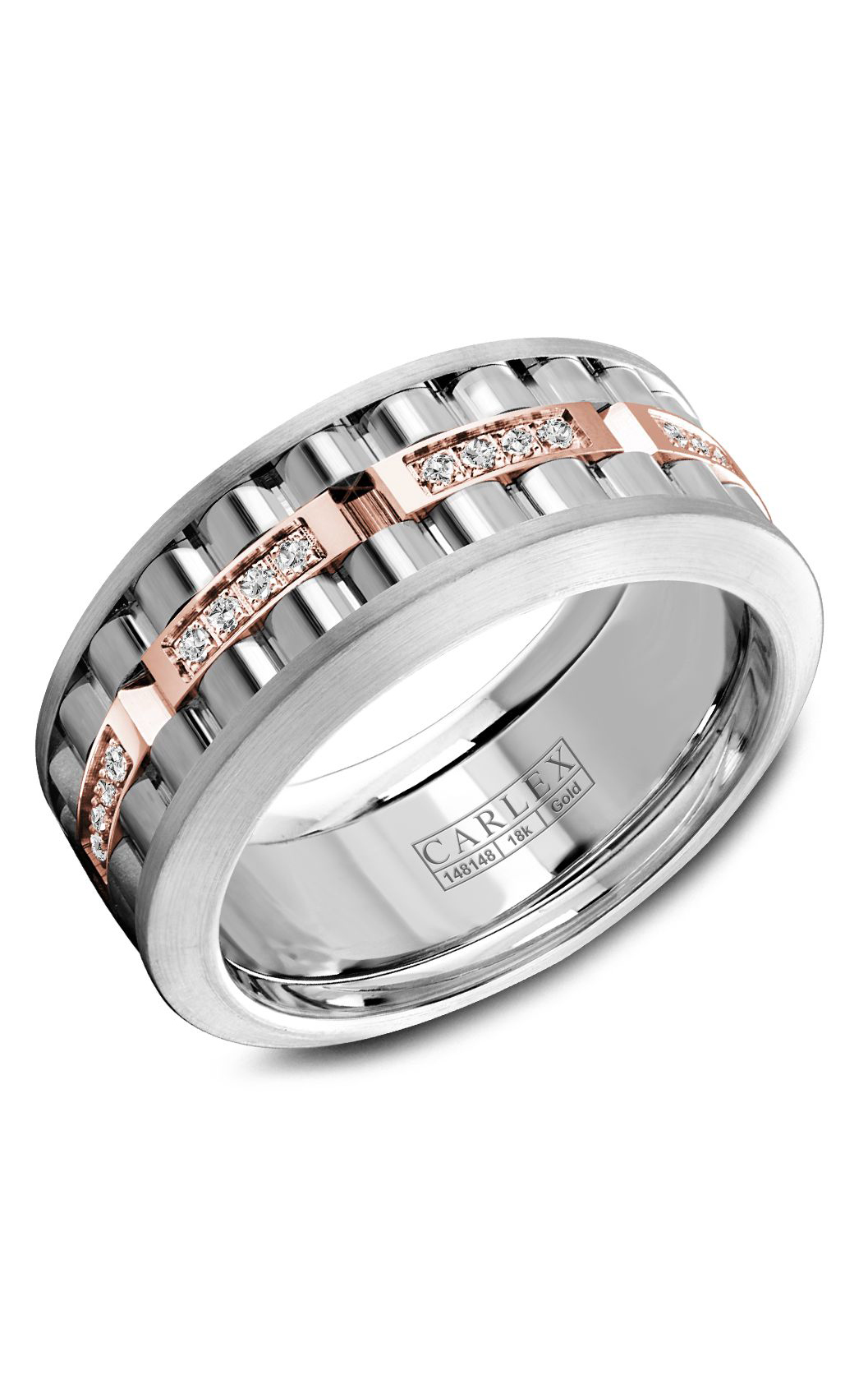 Carlex G3 Men's Wedding Band CX3-0046RWW product image