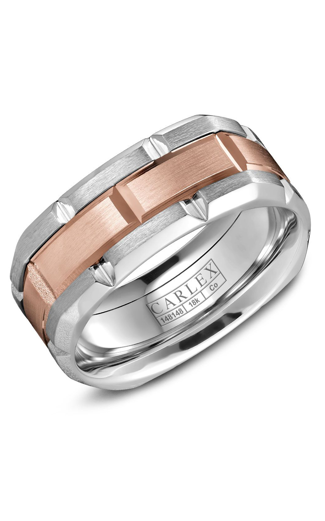 Carlex Sport Men's Wedding Band CX1-0001RW product image