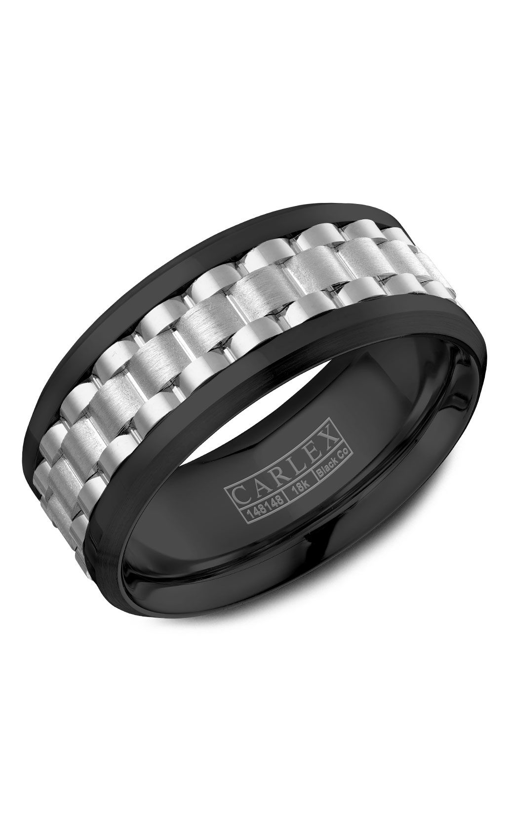 Carlex Sport Men's Wedding Band CX3-0022WWB product image