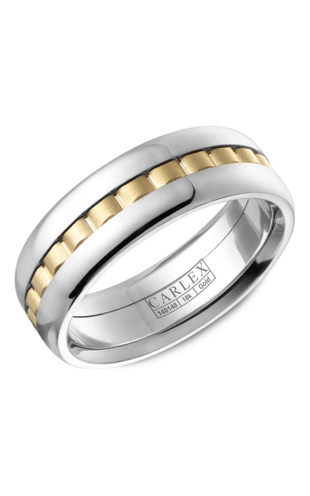 Carlex Sport Men's Wedding Band CX3-0049YC product image