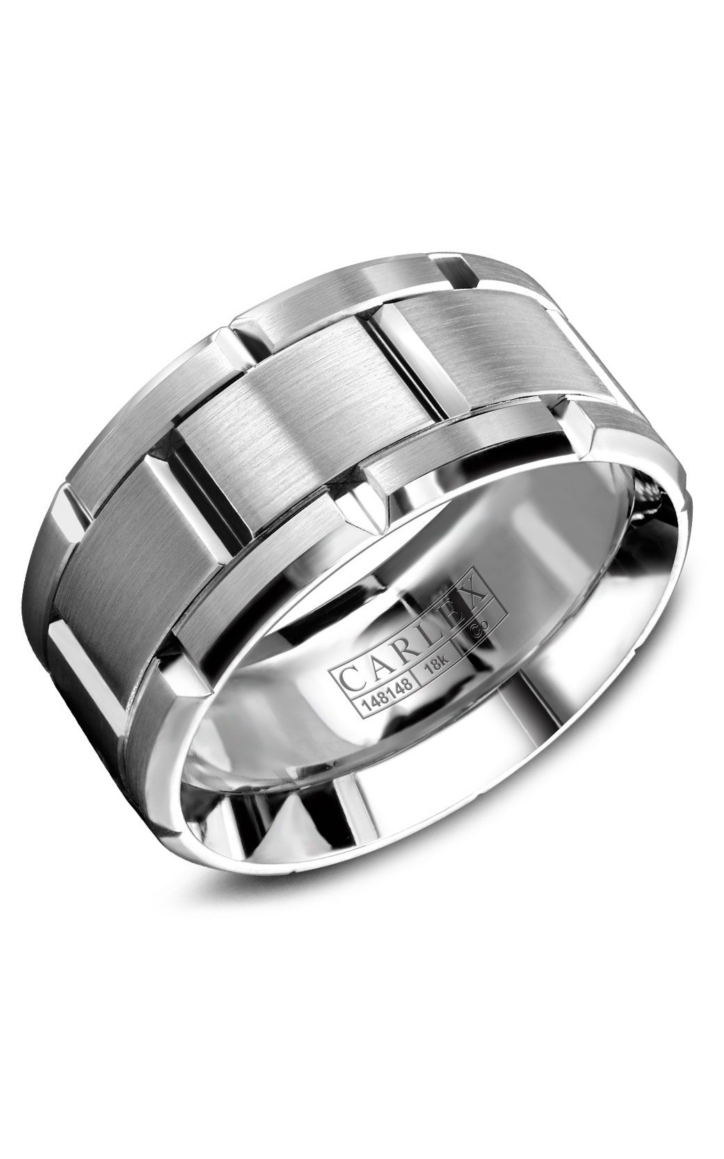 Carlex Sport Men's Wedding Band WB-9489WC product image