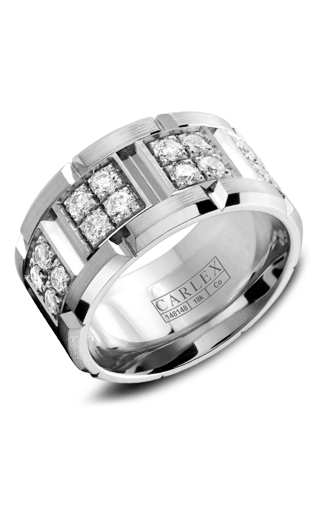 Carlex Sport Men's Wedding Band WB-9591WC product image