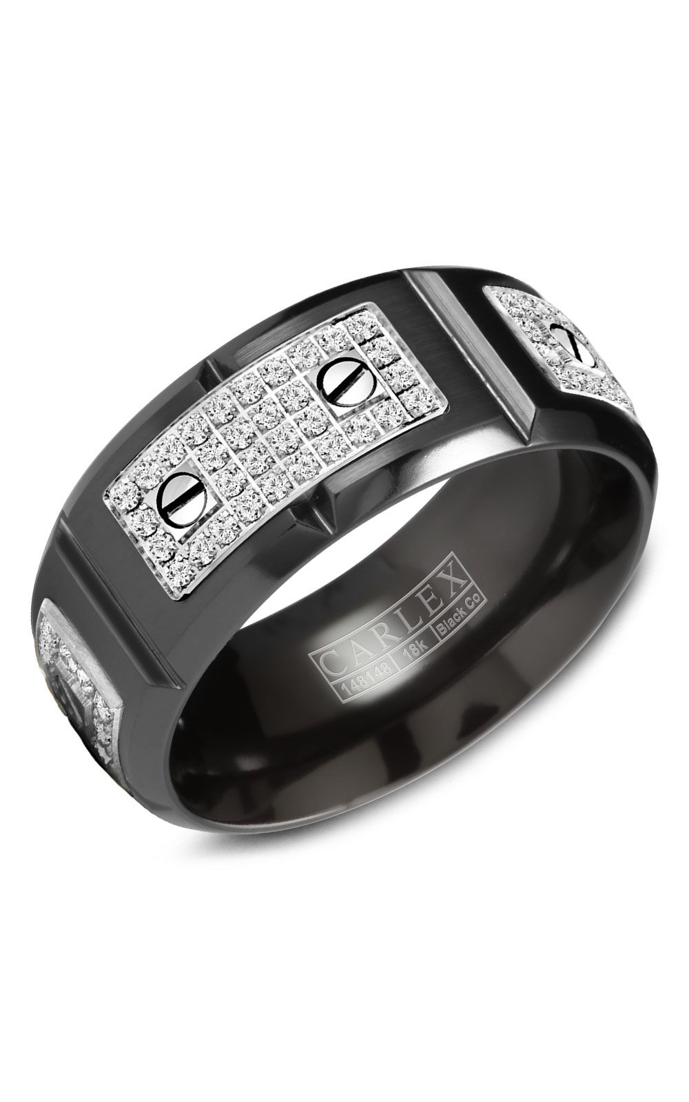 Carlex Sport Men's Wedding Band WB-9792WB product image